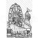Picture This A6 Stamp - The Big Wheel